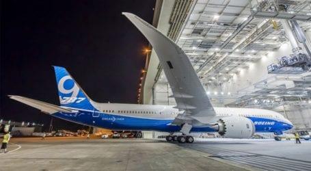 Εντοπίστηκε πρόβλημα στην παραγωγή των Boeing 787