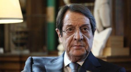 Συνεδρίαση του Εθνικού Συμβουλίου με θέμα της εξελίξεις στην Αμμόχωστο συγκάλεσε ο Ν. Αναστασιάδης