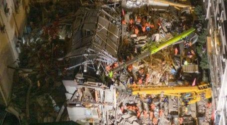 Στους 17 οι νεκροί από την κατάρρευση τμήματος ξενοδοχείου στην πόλη Σουτσόου