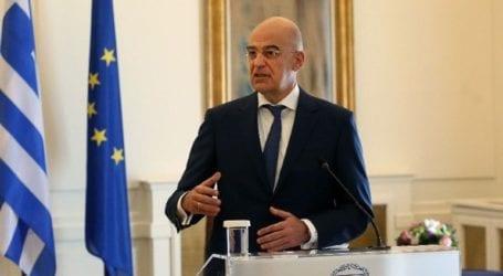 Οι εξελίξεις σε Ανατ. Μεσόγειο και Λιβύη στο επίκεντρο της συνάντησης Δένδια με τον Γάλλο πρέσβη