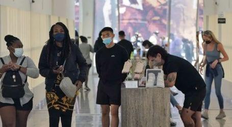 Υποχρεωτική και πάλι η χρήση μάσκας στο Λος Άντζελες