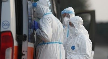 Η Ρωσία κατέγραψε 799 νέους νεκρούς από Covid-19
