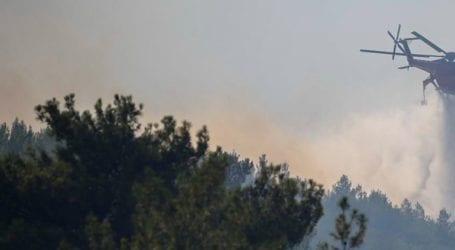 Υπό πλήρη έλεγχο η πυρκαγιά στη Σάμο