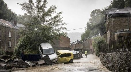 Στους 23 ανήλθαν οι νεκροί από τις πλημμύρες στη Βαλλονία