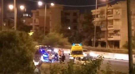 Τροχαίο με τραυματισμό μοτοσικλετιστή στη Θεσσαλονίκη
