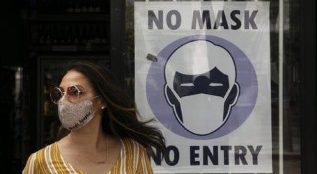 Ο σερίφης του Λος Άντζελες δεν θα επιβάλλει τη χρήση μάσκας