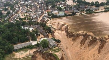 Τουλάχιστον 156 οι νεκροί από τις πλημμύρες στη Γερμανία