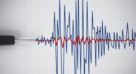 Σεισμός 4 Ρίχτερ στο Ηράκλειο