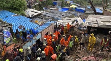 Τουλάχιστον 25 άνθρωποι έχασαν τη ζωή τους σε κατολισθήσεις στο Μουμπάι