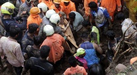 Τουλάχιστον 30 είναι οι νεκροί από κατολισθήσεις στο Μουμπάι