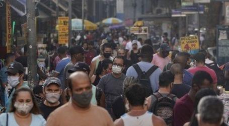 948 θάνατοι το τελευταίο 24ωρο στη Βραζιλία