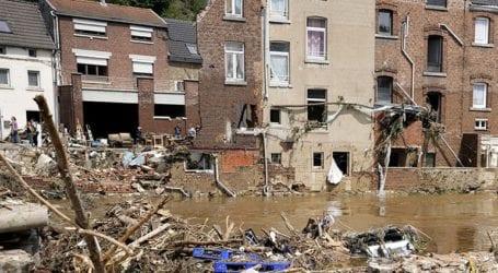 Στους 36 ανέρχεται ο αριθμός των νεκρών από τις πλημμύρες στο Βέλγιο