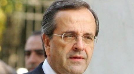 Δήλωση Αντ. Σαμαρά για την παρουσία Ερντογάν στην κατεχόμενη Κύπρο