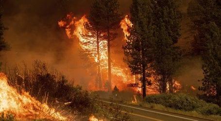 Πάροχος ηλεκτρικού ρεύματος κατηγορείται για μεγάλη πυρκαγιά