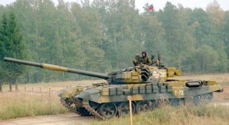 Η Ρωσία ανέπτυξε άρματα μάχης κοντά στα σύνορα με το Αφγανιστάν λόγω στρατιωτικής άσκησης