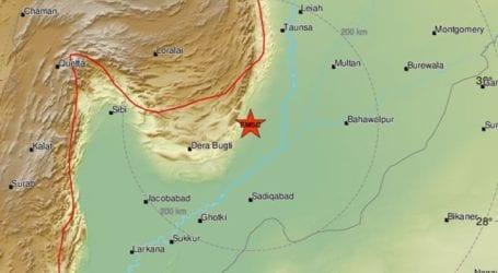 Σεισμός 5,3 Ρίχτερ στο Πακιστάν