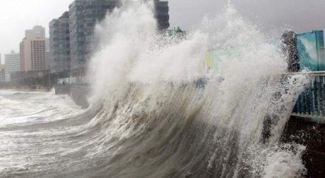 Τυφώνας απειλεί το Τόκιο