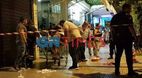 Πυροβολισμοί με έναν τραυματία στη Θεσσαλονίκη