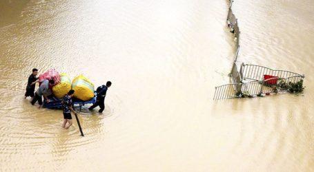 Τους 33 έχουν φτάσει οι νεκροί από τις πλημμύρες στην Κίνα