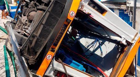 Ιταλία: Λεωφορείο έπεσε σε χαράδρα στο Κάπρι