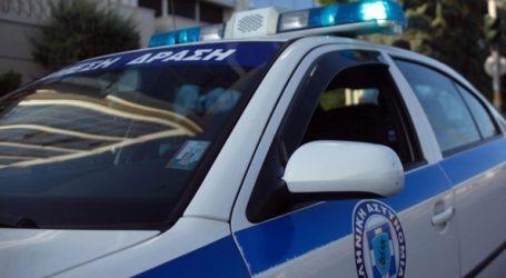 Επεισοδιακή καταδίωξη και σύλληψη τριών ατόμων στη Σταυρούπολη