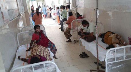 535 θάνατοι εξαιτίας της COVID-19 σε 24 ώρες
