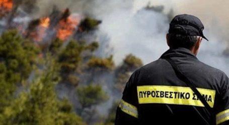 Καλύτερη η εικόνα της φωτιάς στη Ζάκυνθο