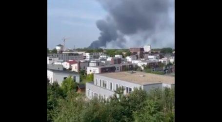 Ισχυρή έκρηξη σε εργοστάσιο της Bayer στο Λεβερκούζεν