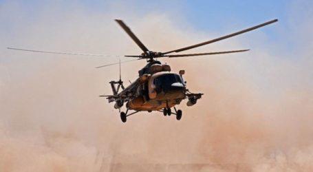 Πέντε στρατιωτικοί σκοτώθηκαν στη συντριβή ελικοπτέρου κατά τη διάρκεια «μάχιμης αποστολής»