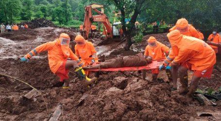 Τουλάχιστον 11 νεκροί από τις καταρρακτώδεις βροχές στην Ινδία