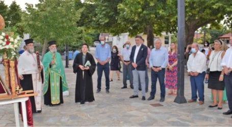 Γιορτάστηκαν η Σύναξη των Αγίων Δώδεκα Αποστόλων και των Αγίων Αναργύρων στο Δήμο Κιλελέρ