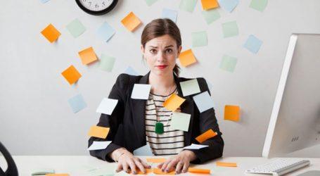 Πώς να αντιμετωπίσετε το εργασιακό στρες σύμφωνα με τους ειδικούς!