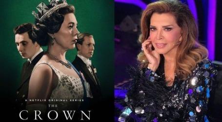 Ηθοποιός του «The Crown» εντάσσεται στο καστ της νέας ταινίας της Μιμής Ντενίση