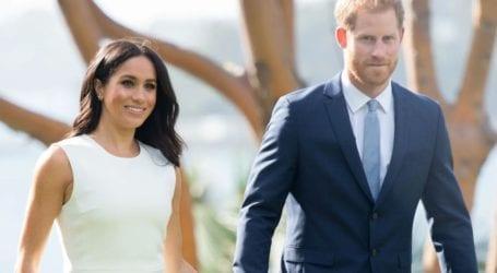 Meghan Markle & πρίγκιπας Harry: Όλες οι λεπτομέρειες για τη βάπτιση της νεογέννητης Lilibet-Diana