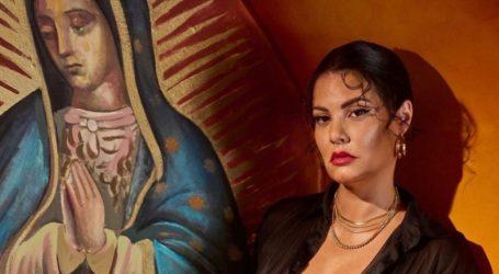 Η απάντηση της Μαρίας Κορινθίου μετά το σάλο που προκάλεσε η φωτογραφία της δίπλα στην Παναγία