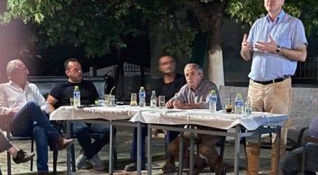 Σε λαϊκή συνέλευση στην Αετοράχη ο Δήμαρχος Ελασσόνας για τα φωτοβολταϊκά