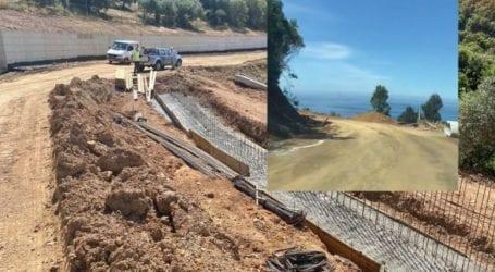 Εντυπωσιακές εικόνες και βίντεο από τη νέα παραλιακή οδό Μαγνησίας – Λάρισας
