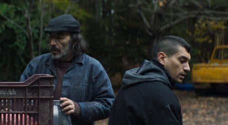 Η ταινία Digger με τον Αργ. Πανταζάρα στον Βόλο