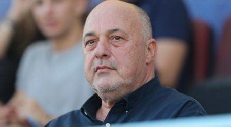 Αχιλλέας Μπέος: «Κανένας δεν θα μου στερήσει το δικαίωμα να δώσω τα γήπεδα στα παιδάκια»