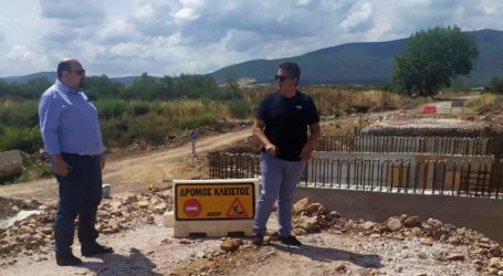 Χρ. Τριαντόπουλος: Προχωρούν τα έργα αποκατάστασης στον Αλμυρό με χρηματοδότηση 5,8 εκατ. ευρώ