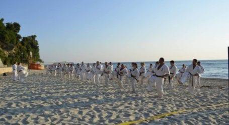 Το Ελληνικό Summer Camp Shinkyokushinkai επιστρέφει στο Πήλιο