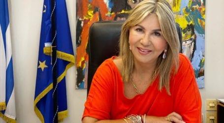 Ζ. Μακρή: «Aγορά, νέου, μικρού όγκου ασθενοφόρου για την Σκόπελο – Τηλεϊατρική στην Σκόπελο και Αλόννησο»