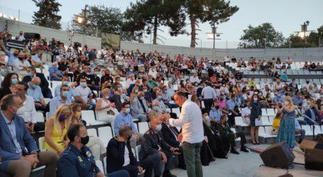 """Λάρισα: «Ντοκιμαντέρ-""""ύμνος"""" στη Θεσσαλική Αστυνομία» – Πρώτη παγκόσμια προβολή σε ένα γεμάτο Κηποθέατρο (φωτο-βίντεο)"""