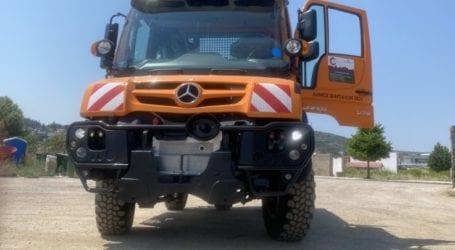 Όχημα – εντυπωσιακό πολυεργαλείο απέκτησε ο δήμος Φαρσάλων (φώτο)