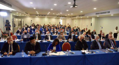 Μ. Χαρακόπουλος: «Η μεταπολίτευση απαρχή ενίσχυσης δημοκρατικών θεσμών και ατομικών ελευθεριών»