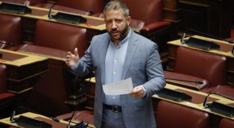 Παρέμβαση Μεϊκόπουλου για τη μετονομασία του Κέντρου Υγείας Σκοπέλου σε «Γεώργιος Τριανταφύλλου»
