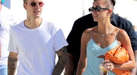 Justin Bieber & Hailey Baldwin: Βόλτα χέρι-χέρι στα σοκάκια της Μυκόνου