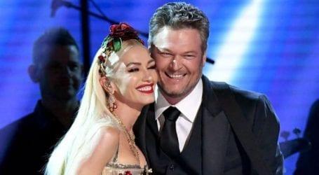 Gwen Stefani-Blake Shelton: Παντρεύτηκαν σε μία ιδιωτική τελετή για λίγους!