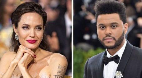 Angelina Jolie & The Weeknd: Νέα κοινή έξοδος για το φημολογούμενο ζευγάρι