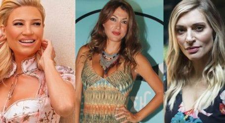 Ελληνίδες celebrities αποθεώνουν την Κλέλια Ρένεση για το μήνυμά της για το γυναικείο κορμί και τη βία